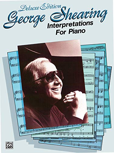 9780898984705: George Shearing Interpretations for Piano