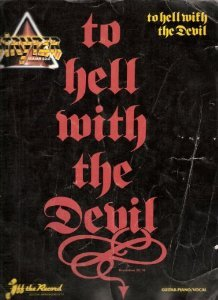 9780898985290: To Hell With the Devil