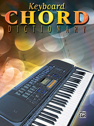 9780898985351: Keyboard Chord Dictionary