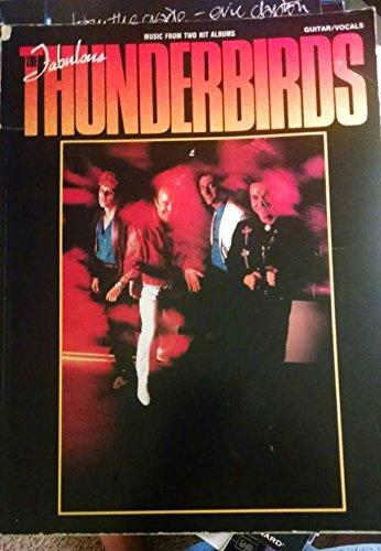 9780898985429: Fabulous Thunderbirds, the