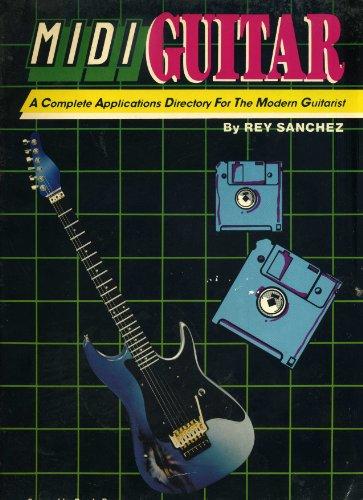 9780898985443: Midi Guitar