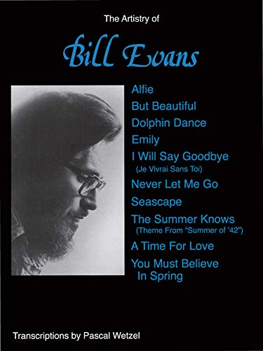 9780898985511: The Artistry of Bill Evans: Piano Solos