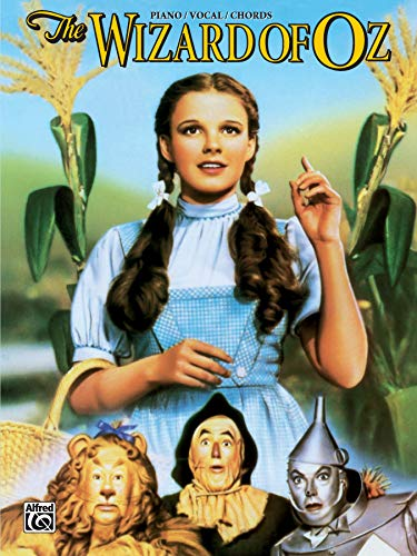 The Wizard of Oz (Movie Selections): Piano/Vocal/Chords (0898986230) by E.Y. Harburg; Harold Arlen