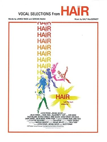 9780898986259: Hair (Vocal Selections): Piano/Vocal/Chords