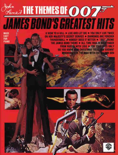 9780898986266: Themes of 007 Greatest Hits (Film & TV)