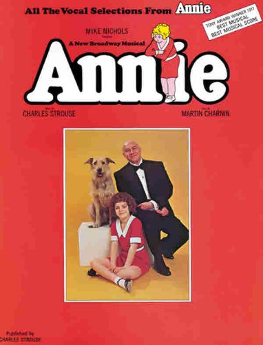 9780898986297: Annie (Broadway Selections): Piano/Vocal/Chords