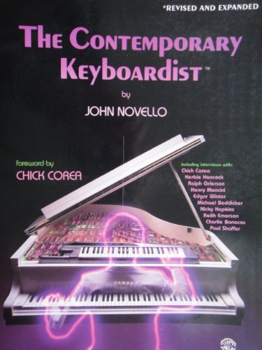9780898986518: Contemporary Keyboardist