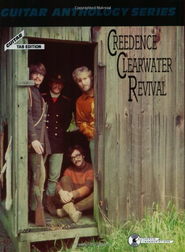 9780898986716: Creedence Clearwater Revival -- Guitar Anthology Series: Guitar/TAB/Vocal