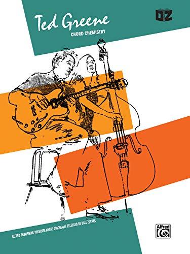 9780898986969: Ted Greene -- Chord Chemistry