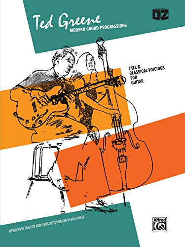 9780898986983: Ted Greene -- Modern Chord Progressions: Jazz & Classical Voicings for Guitar