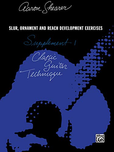 9780898987027: Slur, Ornament and Reach Development Exercises: Supplement I