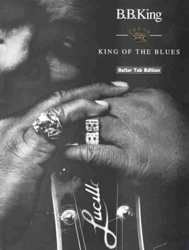 B.B. King -- King of the Blues: Guitar TAB (0898987199) by King, B. B.