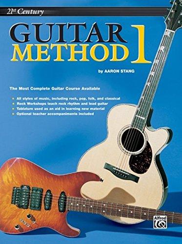 9780898987270: Guitar Method 1 (Belwin's 21st Century Guitar Library)
