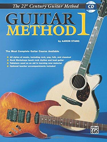 9780898987294: The 21st Century Guitar Method 1