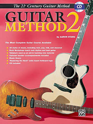 9780898987355: Belwin's 21st Century Guitar Method 2: The Most Complete Guitar Course Available, Book & CD (Belwin's 21st Century Guitar Course)