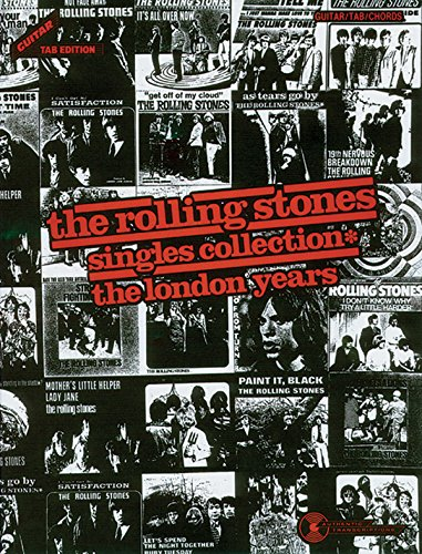 9780898987393: Rolling Stones -- Singles Collection* The London Years: Guitar/TAB/Vocal (GTE)