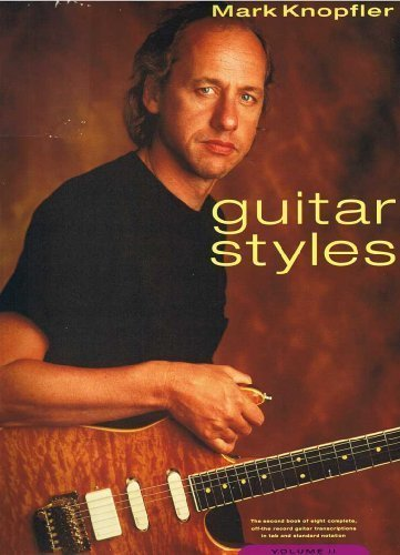 9780898987676: Official Mark Knopfler: Guitar Styles: 2