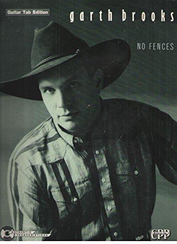 9780898987812: Garth Brooks -- No Fences: Guitar/TAB