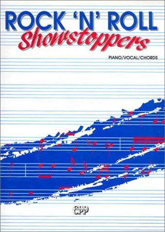 9780898988307: Rock 'n' Roll Showstoppers: Piano/Vocal/Chords