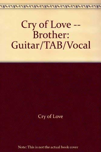 Brother: Guitar/Tab/vocal: Cuellar, Carol, Editor