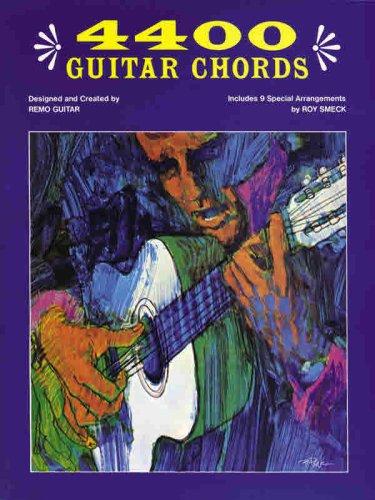 9780898988383: 4400 Guitar Chords