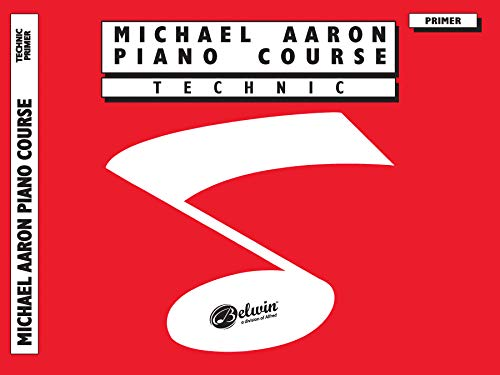 9780898988536: Michael Aaron Piano Course Technic: Primer