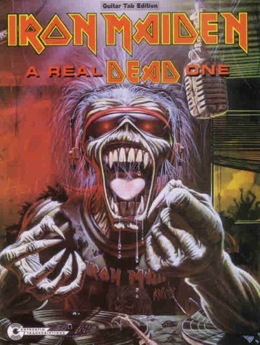 9780898988772: Iron Maiden -- A Real Dead One: Guitar/TAB/Vocal