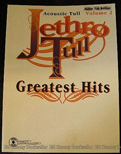 9780898988925: Jethro Tull Greatest Hits: Acoustic Tull: 2