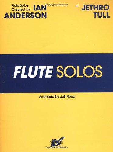 9780898988932: Flute Solos