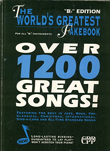 9780898989168: The World's Greatest Fakebook, Bb Edition