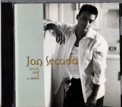 9780898989229: Jon Secada -- Heart, Soul & A Voice: Piano/Vocal/Chords