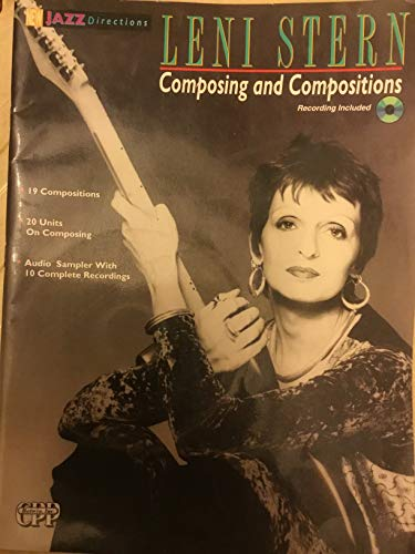 9780898989601: Leni Stern -- Composing and Compositions (Book & CD) (New Jazz Directions series)