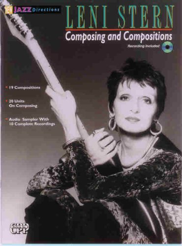 9780898989618: Leni Stern -- Composing and Compositions (Book & Cassette) (New Jazz Directions series)