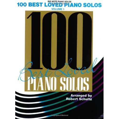 9780898989762: 100 Best Loved Piano Solos, Vol 2