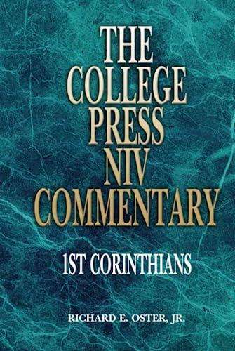 9780899006338: 1 Corinthians (College Press Niv Commentary)
