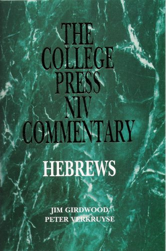 9780899006376: Hebrews (The College Press Niv Commentary)