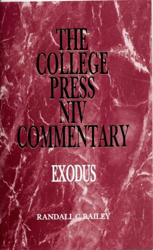 9780899008776: Title: The College Press NIV Commentary Exodus