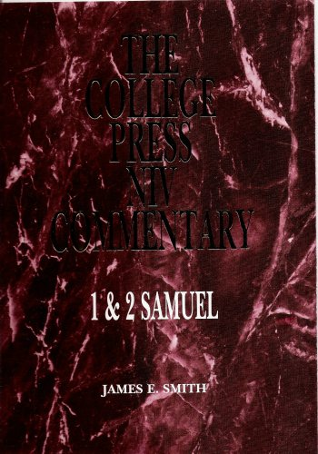 9780899008813: 1 And 2 Samuel (The College Press Niv Commentary. Old Testament Series)