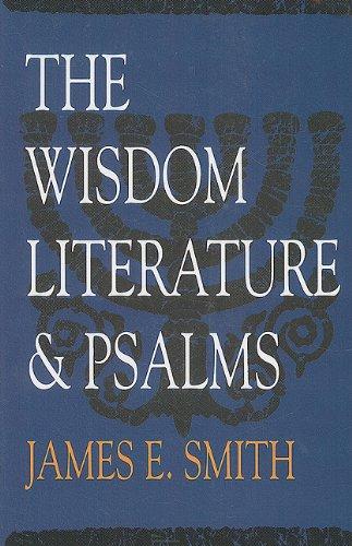 9780899009544: Wisdom Literature & Psalms (Old Testament Survey)