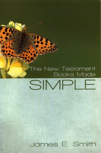 9780899009902: The New Testament Books Made Simple