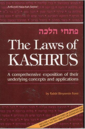 9780899061047: Laws of Kashrus