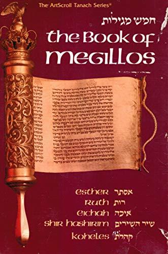 9780899062266: The Book of Megillos