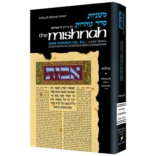 22. Yad Avrohom Mishnah Series: Tractate SANHEDRIN: Artscroll/Mesorah