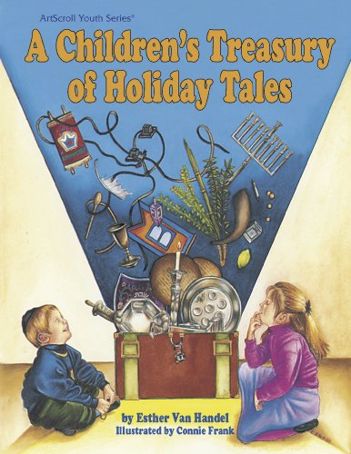 9780899064178: Children's Treasury of Holiday Tales (Artscroll Youth Series)
