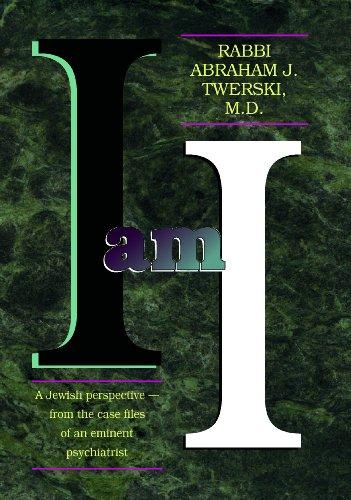 9780899064208: Artscroll: I Am I by Rabbi Abraham J. Twerski M.D.