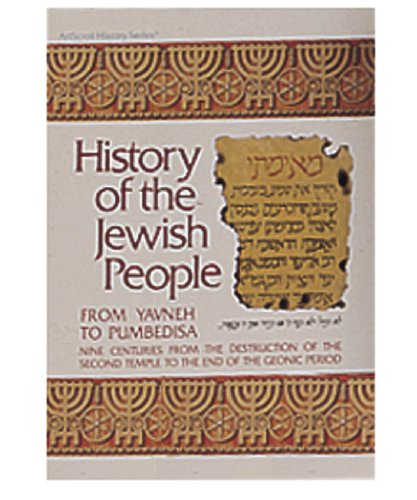 History of the Jewish People: From Yavneh: Meir Holder