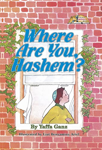 9780899065045: Where Are You, Hashem? (Artscroll Middos Book)