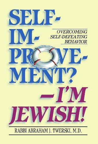 9780899065830: Self Improvement, I'm Jewish