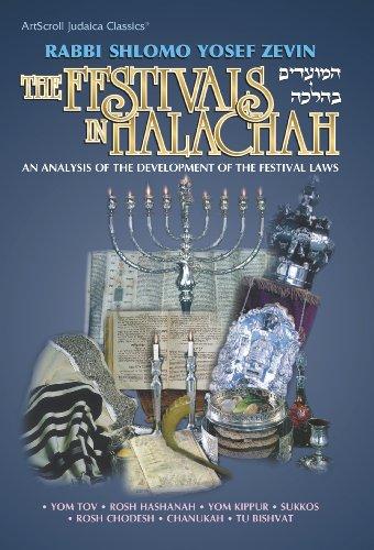 9780899069173: Festivals in Halachah Analysis of Development of Festival Laws (2 Volume Set)