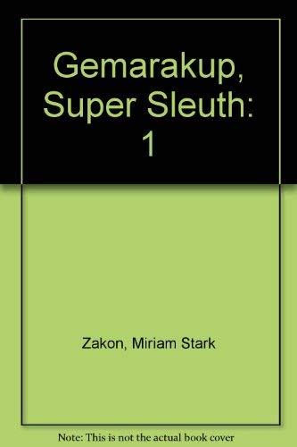 9780899069661: Gemarakup, Super Sleuth